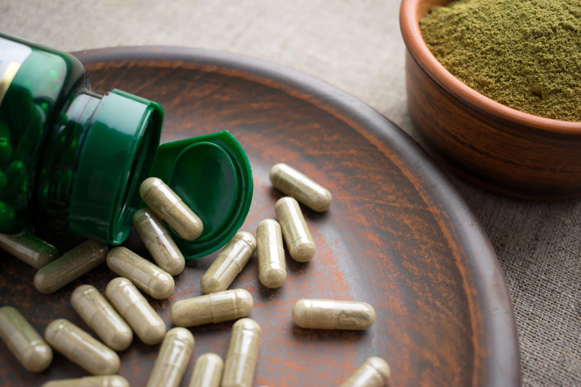 Fat burning supplements
