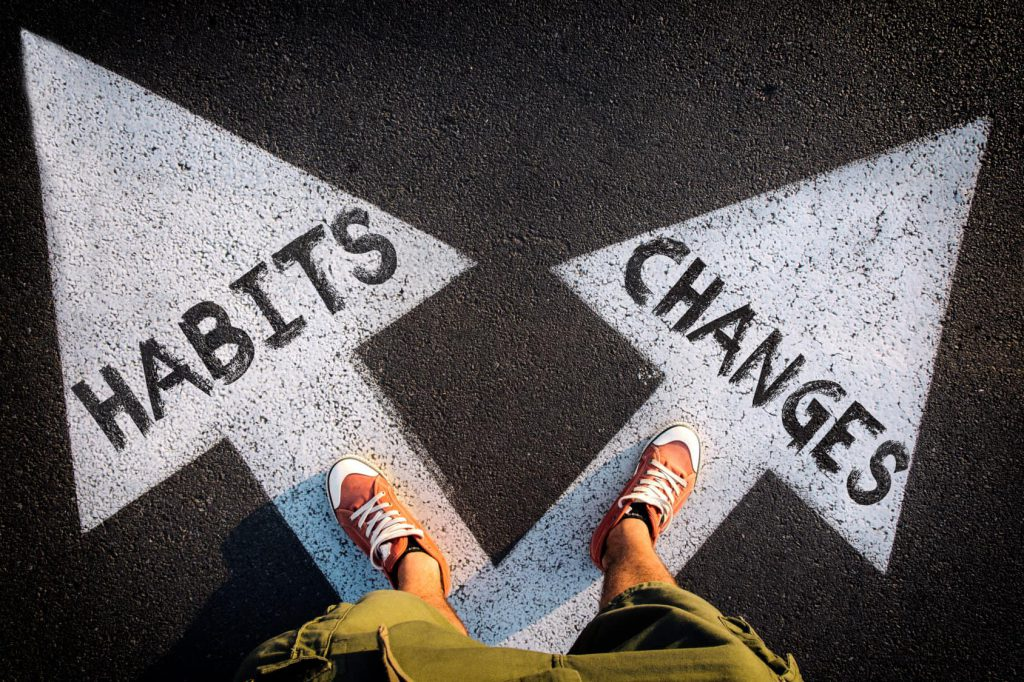 Habits vs Changes