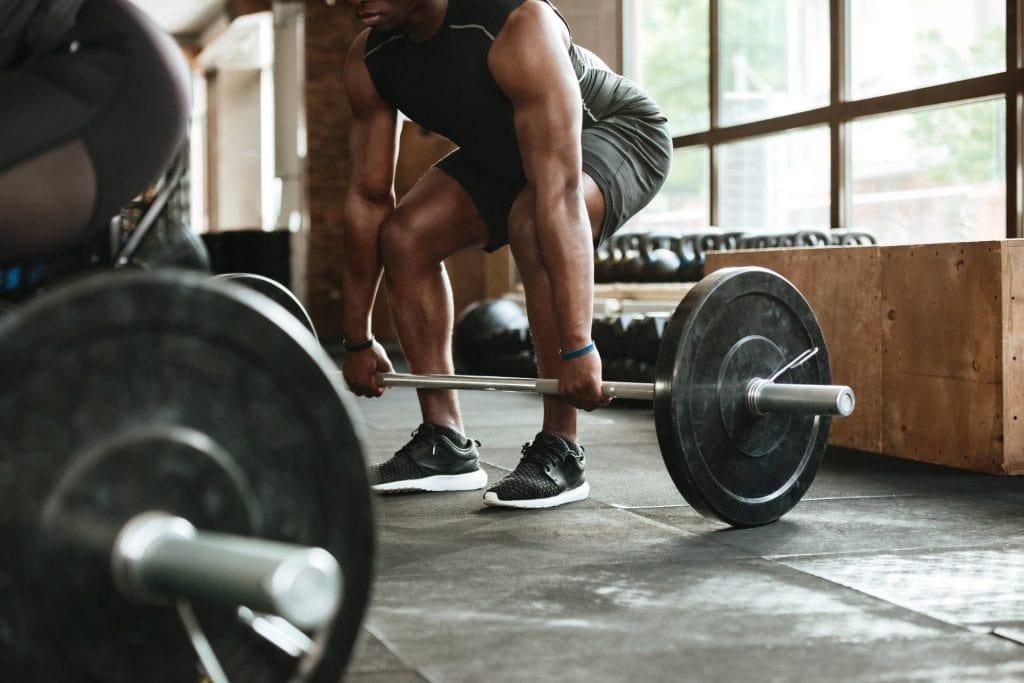 Size vs strength training